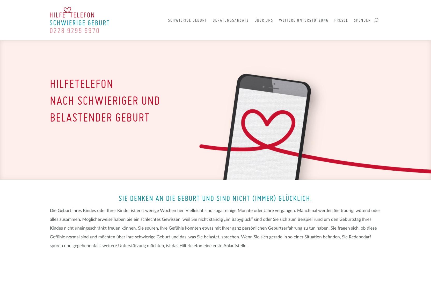 Hilfetelefon Startseite - Downloads